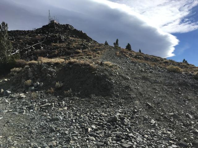 Genoa Peak