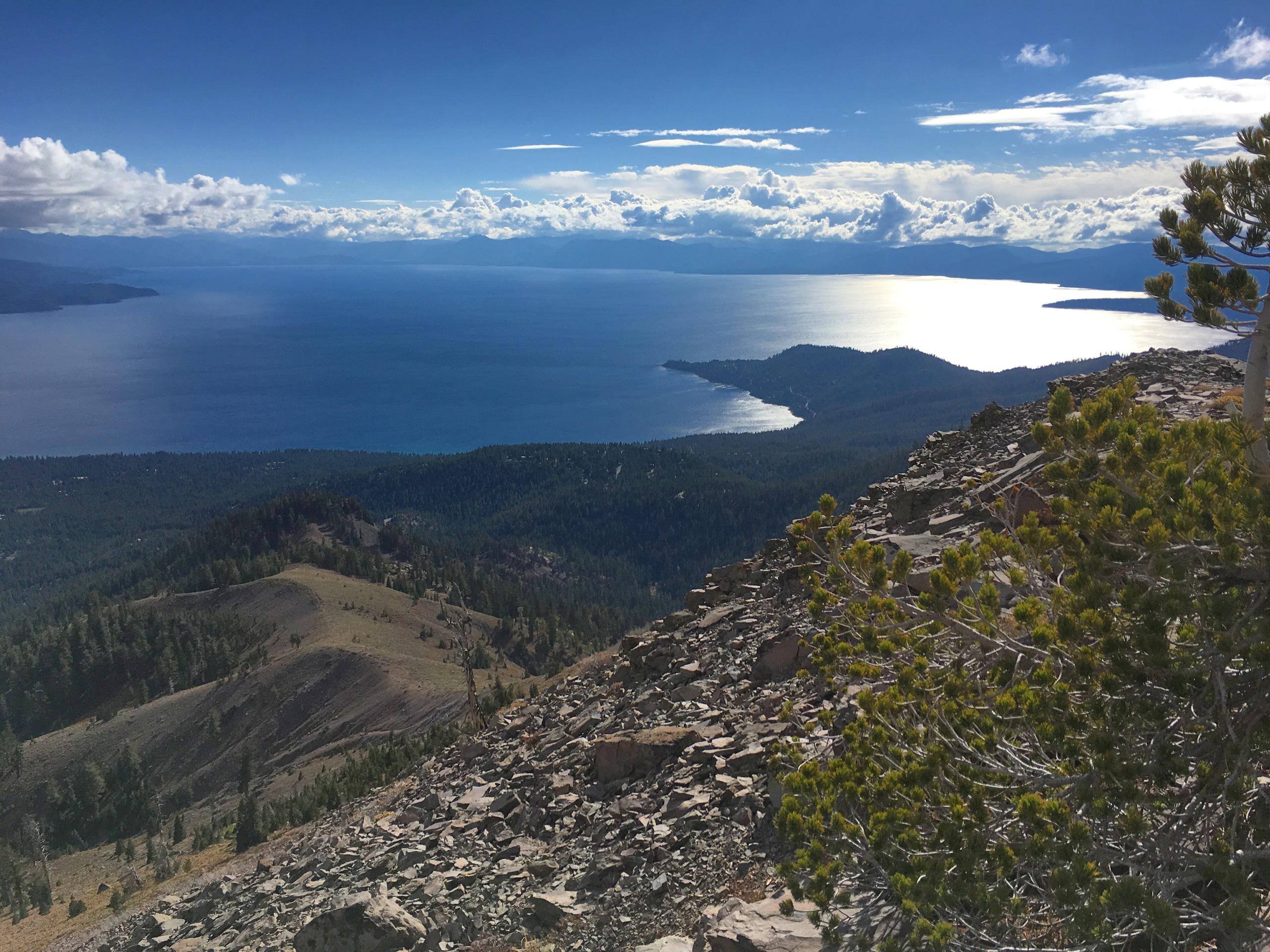 Rose Knob Peak, North Lake Tahoe