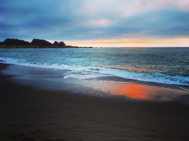 MacKerricher Sunset